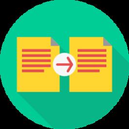 Copie notas de despesas e receitas e agilize o lançamento de dados