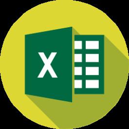 Planilha base organização dos dados em Excel, para importação para o IDEAGRI