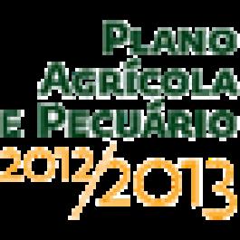 Plano Agrícola e Pecuário 2012/2013 é o maior de todos os tempos