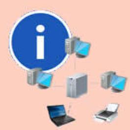 Instruções para configuração de rede local