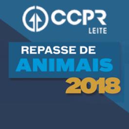 Repasse de animais 2018 - CCPR - venda de tourinhos e novilhas