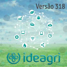 Atualize o IDEAGRI. Veja o passo-a-passo e as novidades da versão 318